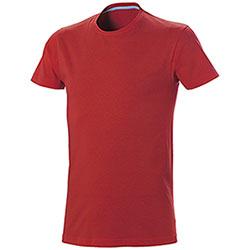 T-Shirt uomo Miami Cotton Red