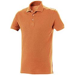 Polo Classic Piquet Cotton Orange