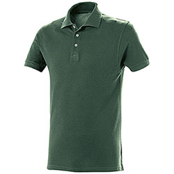 Polo Classic Piquet Cotton Green Forest