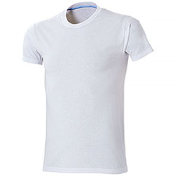 T-Shirt uomo Miami Cotton White