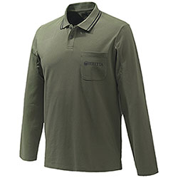 Polo Beretta Airmesh Green M/L