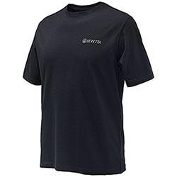 T-Shirt uomo Beretta Team Black