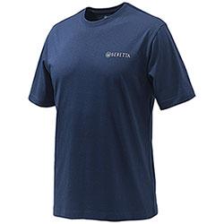 T-Shirt Beretta Team Blu Total Eclipse