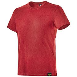 T-Shirt Diadora Utility Atony Organic Red
