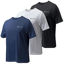 Set 3 T-Shirt uomo Beretta Competition