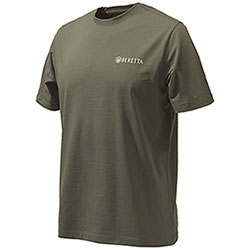 T-Shirt uomo Beretta WW Clay Green