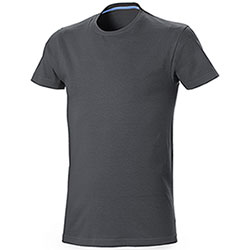 T-Shirt Miami Cotton Dark Grey