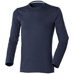 T-Shirt uomo Manica Lunga Jam Navy