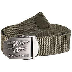 Cintura US Navy Seal Green Girovita Regolabile Max 130