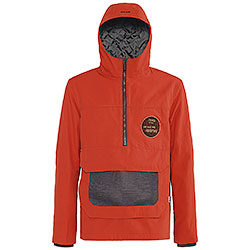 Giacca Anorak Jeep ® Red Clay original