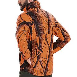 Giacca da caccia Beretta Light Active Camo Orange