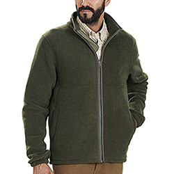Giacca Baleno Henry Fleece Green