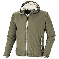 Giacca Bergen Army Green