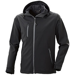 Giacca Softshell Innsbruck Black All Season