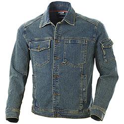 Giacca Jeans uomo Cofra  Elasticizzata