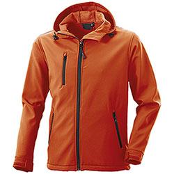 Giacca Softshell uomo Innsbruck Orange