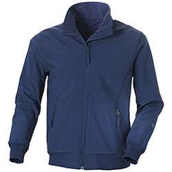 Giacca Softshell uomo Bruges Navy