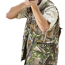 RealTree Sleeveless Jacket