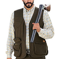 Aigle Adirondack sleeveless jacket