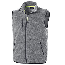 Gilet uomo Bonny Light Grey