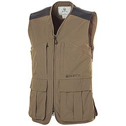 Gilet da caccia Beretta HI-Dry Hunting Brown