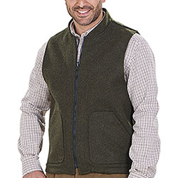 Gilet uomo Filson Wool Liner Forest Green