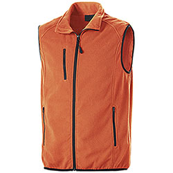 Gilet Micropile Orange