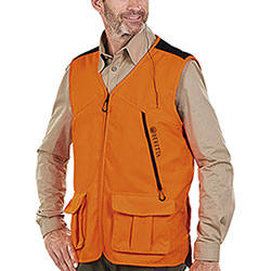 Gilet da caccia Beretta Modular Full Zip HV Orange