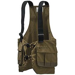 Trisacca Beretta Strap Vest Hunting Brown
