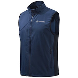 Gilet Beretta Windshell Blu Total Eclipse