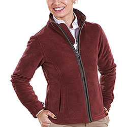 Pile Donna Baleno Sarah Fleece Bordeaux
