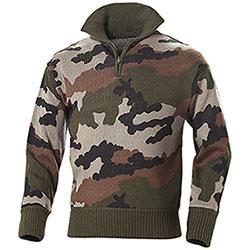 Maglia caccia Regiment Camo Woodland
