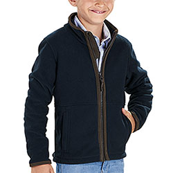 Giacca Baleno Kid Cody Fleece Navy