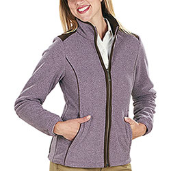 Pile Donna Baleno Reese Fleece Heather