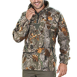 Maglione Kalibro Fleece Classic Underwood Camo