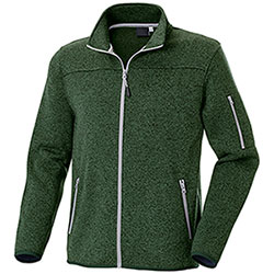 Felpa Full Zip Chester Green