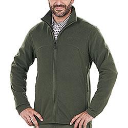 Maglia Micropile Beretta Full Zip Fleece Green