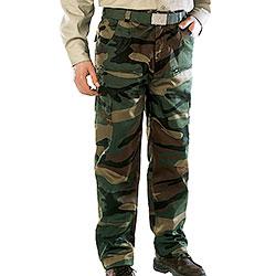 Pantaloni 6caccia Burgas Woodland