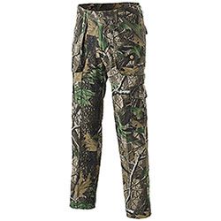Pantaloni Caccia Foderati RealTree HardWoods Alta Definizione