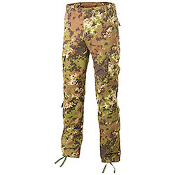 Pantalone Tattico Tactical BDU Vegetato