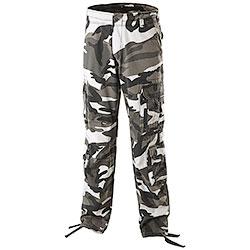 Pantaloni uomo Airborne Urban Camo