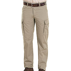 Pantaloni da caccia Kalibro Moleskin Beige
