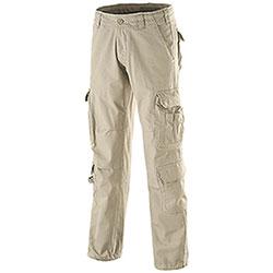 Pantaloni uomo Airborne Beige