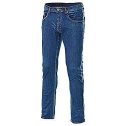 Jeans cotone Elasticizzato Phoenix Blu