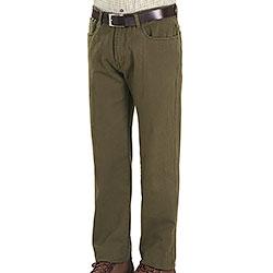 Pantaloni Kalibro Cotton Green