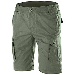 Bermuda Multipockets Green