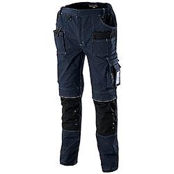 Pantaloni  Lavoro Navy Professional Multitasche