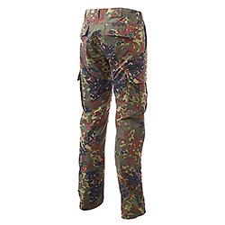 Pantaloni Uniform Flecktarn