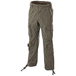 Pantaloni uomo Airborne Green