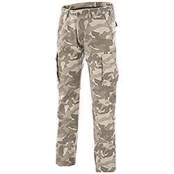Pantaloni New Cargo Zara Camo